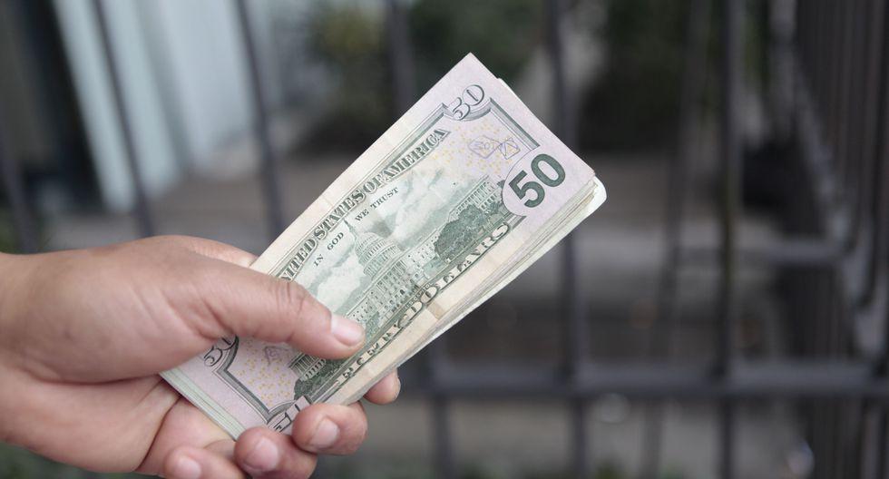 El dólar abrió al alza en México. (Foto: GEC)