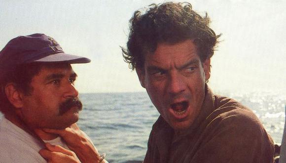 Germán González interpretó a 'La Gringa' en la película de 'Chicho' Durant. (Foto: Marucha Haya)