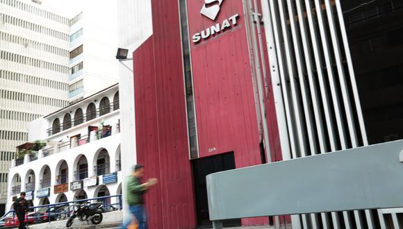 Los recursos de la Sunat comprenden a los ingresos corrientes y de capital. (Foto: GEC)