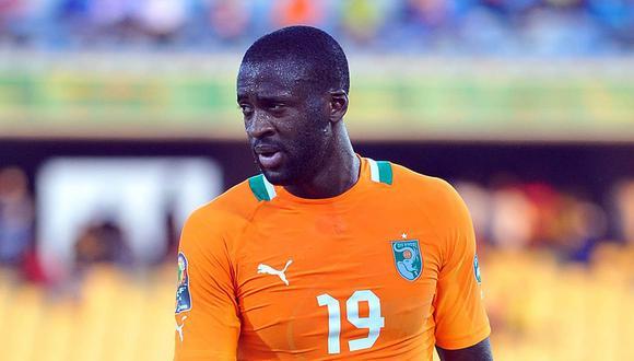 Yaya Touré forma parte del Manchester City que bate récords en la Premier League. Sin embargo, no es tomado en cuenta de manera recurrente. (Foto: AP)