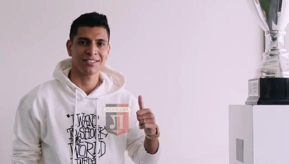 Paolo Hurtado tendrá una nueva experiencia europea al fichar por el Lokomotiv Plovdiv de Bulgaria | Foto: Lokomotiv Plovdiv