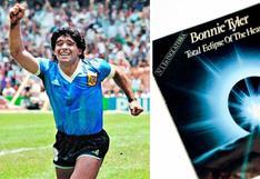 Eclipse total del amor: la canción que inspiró a Maradona en México 86 en la voz de una peruana