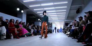 Londres: la moda sostenible se apodera de las pasarelas