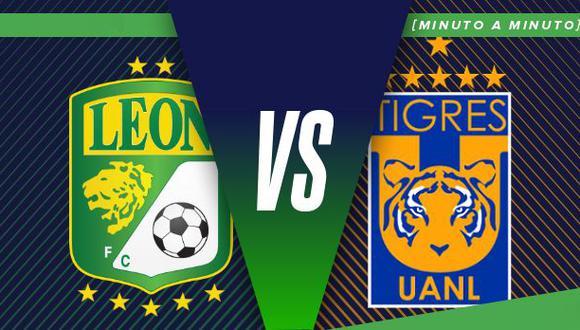 Tigres vs. León: día, hora y canal del partidazo por la gran final del Clausura 2019 de la Liga MX. (Foto: Twitter León)