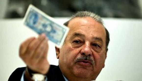 Multimillonario Carlos Slim amplía sus negocios en el Perú