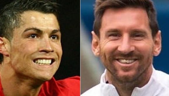 Cristiano Ronaldo y Lionel Messi protagonizan un mercado de pases histórico en tiempos de pandemia. (Foto: Manchester United/PSG).