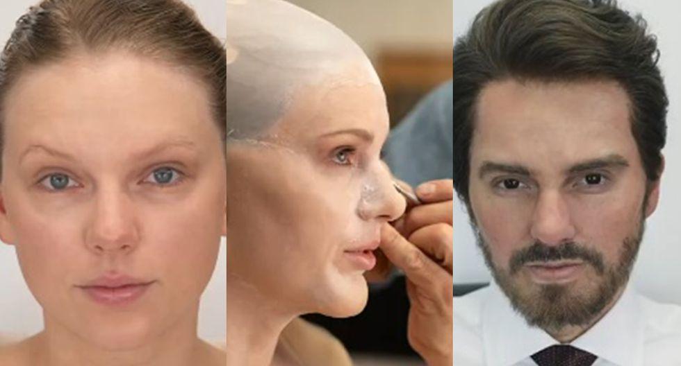 """Taylor Swift, transformándose en un hombre para el videoclip """"The man"""""""