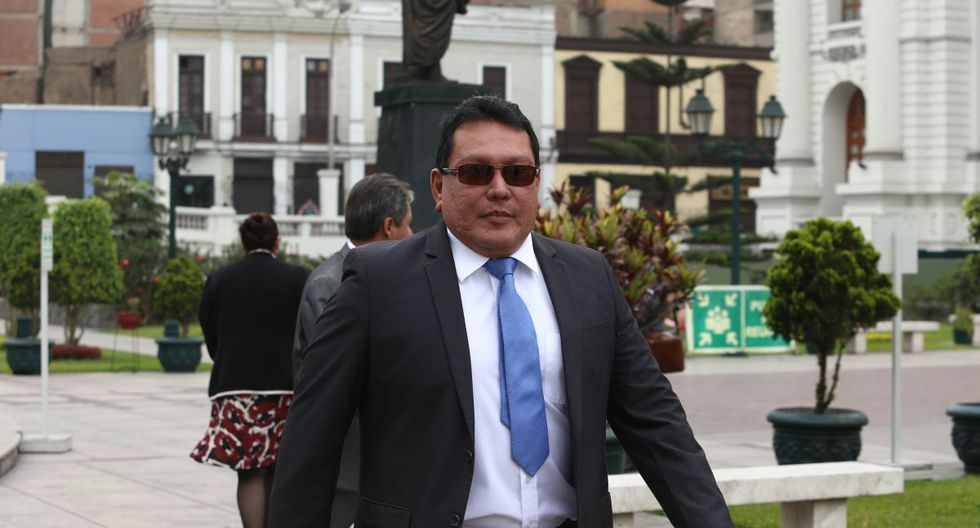 Félix Moreno se encuentra prófugo desde enero del 2019. (GEC)