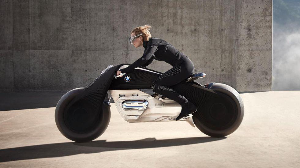 ¿Cómo será la moto del futuro? BMW tiene una gran propuesta - 7