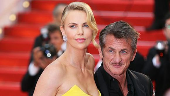 Sean Penn le habría sido infiel a Charlize Theron con su doble