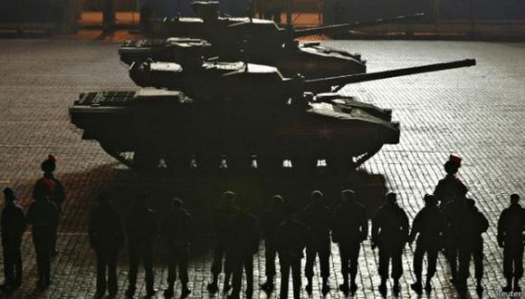 Las modernas armas que Rusia develará por el Día de la Victoria