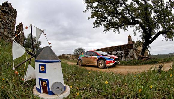 Nicolás Fuchs retorna a casa sin podio ni puntos en el Rally