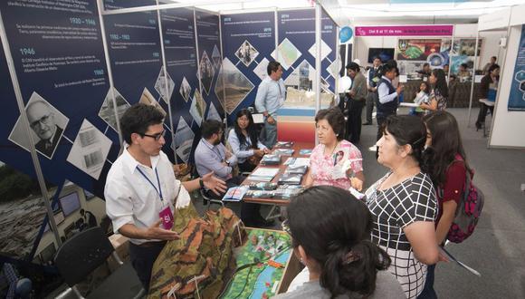 La feria científica Perú con Ciencia se realizará en Trujillo del 8 al 10 de noviembre. (Concytec)