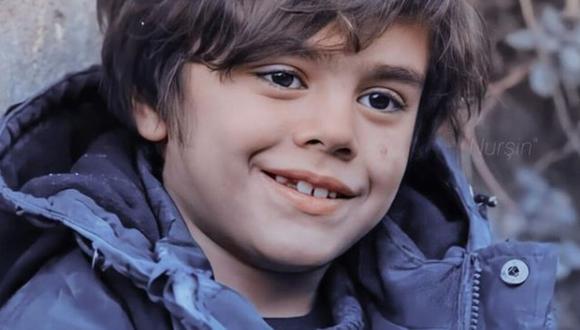 Cuando dio vida a Satilmis, el pequeño tenía cinco años. (Foto: Fox Turquía)