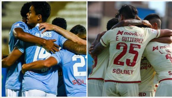 Conmebol dio a conocer localías de Universitario y Sporting Cristal en la Copa Libertadores. (Foto: Liga de Fútbol Profesional)