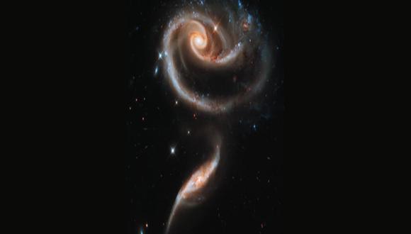 La imagen fue captada por el telescopio Hubble en 2010. Es una de las fotos más destacadas en la historia de la astronomía. (Foto: Hubblesite)