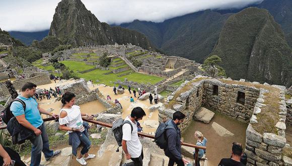 La medida busca reactivar el sector turismo. (Foto: Renzo Salazar / GEC)