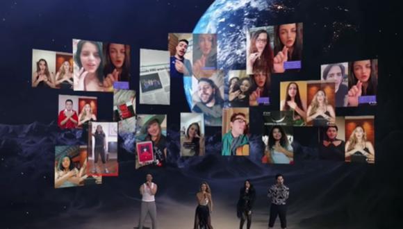 """RBD cautivó a sus seguidores en diciembre pasado con el concierto virtual """"Ser o parecer"""". (Foto: Captura de YouTube)"""