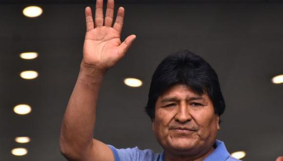 ¿Fue Evo Morales víctima de un golpe de Estado? (Foto: Getty Images, vía BBC Mundo).