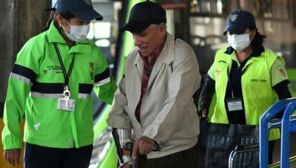 Al día de hoy, 7 de abril, Guatemala cuenta con 77 casos confirmados y tres víctimas mortales (Foto: AFP)