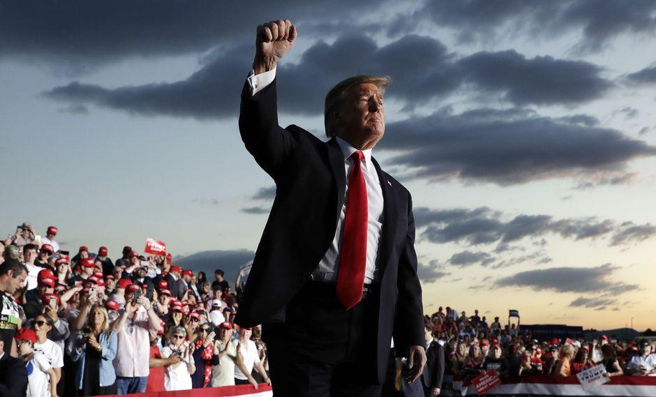 Donald Trump lanzará su oferta de reelección esta semana en Florida. (Foto: AP).