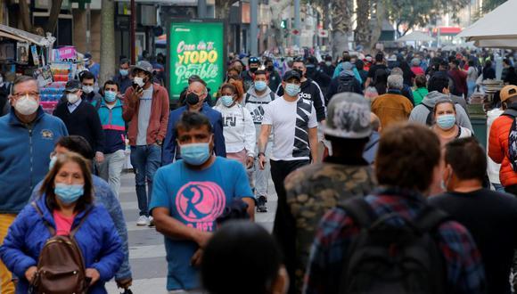 Coronavirus en Chile | Últimas noticias | Último minuto: reporte de infectados y muertos hoy, martes 31 de agosto del 2021. | Covid-19 | (JAVIER TORRES / AFP).