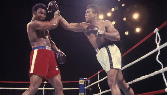 Muhammad Alí vs. Foreman: 40 años de una pelea épica
