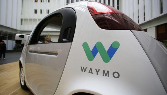 Waymo (Google) calcula que el robo de su tecnología asciende a más de 500 millones de dólares. (Foto: AP)