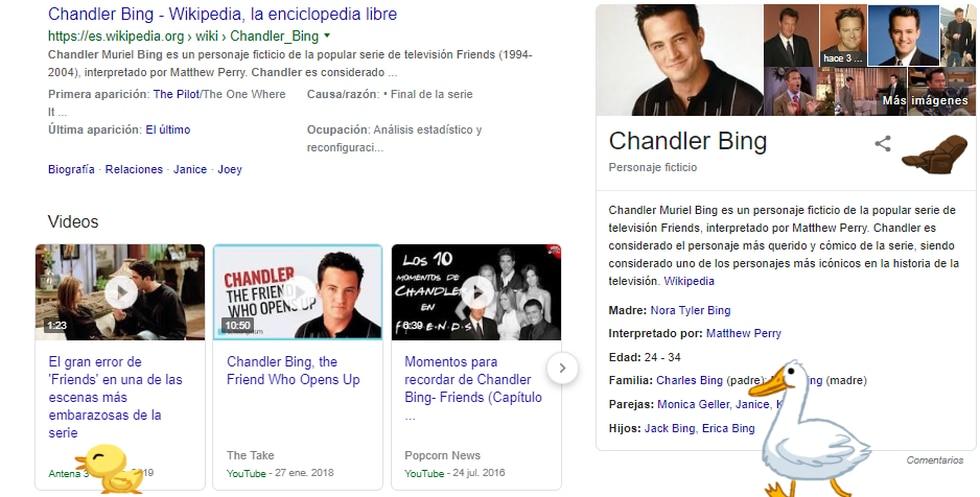 Friends (Captura Google)