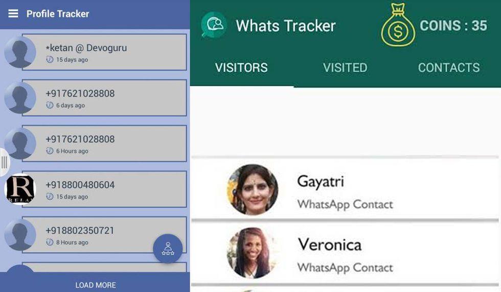 """""""Profile Tracker for WhatsApp"""" es la aplicación que está pensada para saber quién miró tu foto de perfil. (Foto: Google Play)"""