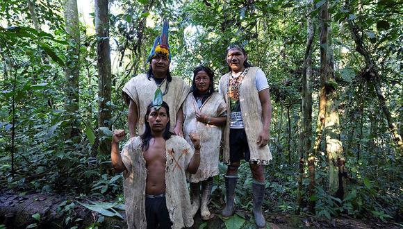 Las comunidades amazónicas piden que el Ejecutivo atienda sus demandas. (Difusión)