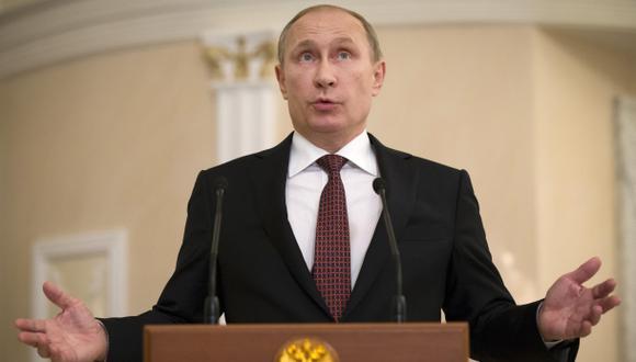 Para Putin, EE.UU. quiere arrebatarle el Mundial a Rusia