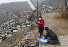 """BCR: """"Probablemente no regresemos a niveles de pobreza que teníamos en 2019 hasta el 2022 o 2023"""""""