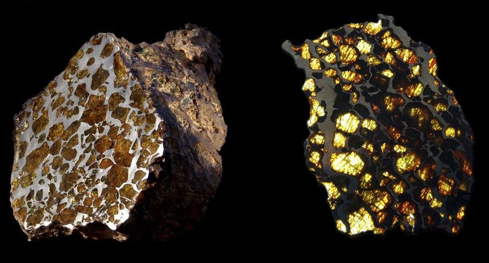 El espécimen es muy estable: no se desagrada aunque esté expuesto en medio de una galería con luz abierta al público. (Foto: Museo del Meteorito)