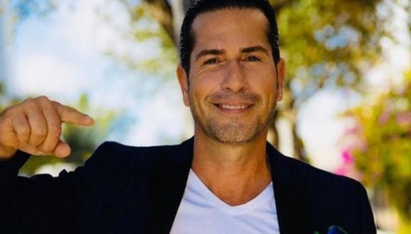 """Gregorio Pernía dio vida al narcotraficante Aurelio Jaramillo, alias """"el Titi"""", en """"Sin senos no hay paraíso"""" (Foto: Gregorio Pernía / Instagram )"""