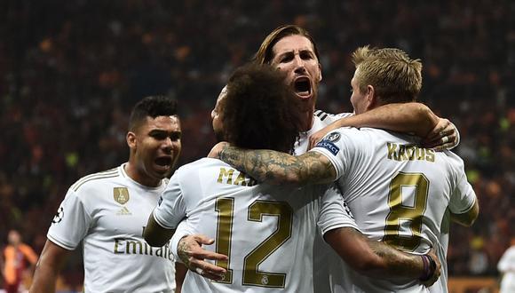 Real Madrid estará frente a frente con Real Betis por LaLiga Santander. Conoce los horarios y canales de todos los partidos de hoy, sábado 2 de noviembre. (AFP)
