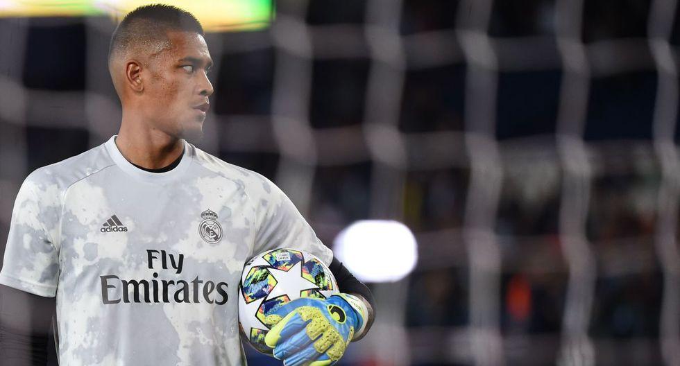 Areola (27 años, contrato hasta 2020). Vence su préstamo con PSG; pero Zidane lo quiere por un tiempo más como reemplazo ideal de Courtois. (AFP)
