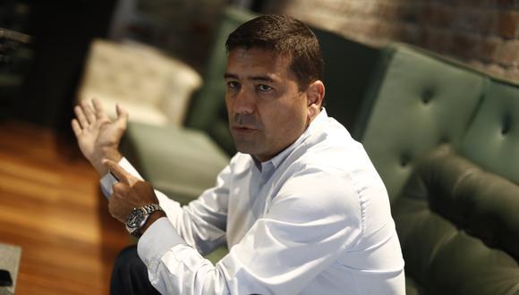 Sergio Rincón, presidente de Backus, estima que inicialmente trabajarán con el 25% del personal. (Foto: César Campos / Archivo)