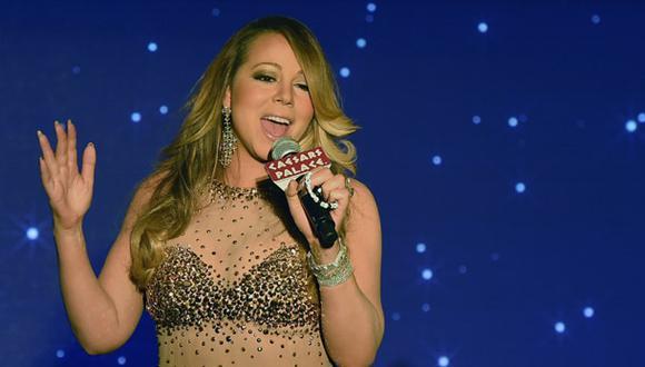 """Mariah Carey """"ilusionada"""" con su espectáculo en Las Vegas"""