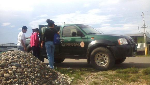 Madre de Dios: rescatan a dos jóvenes de zona de minería ilegal