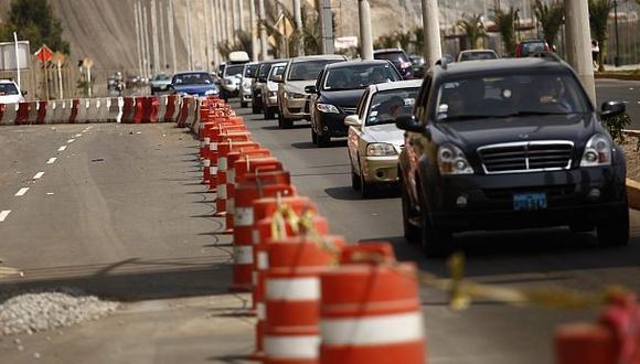 Lima insiste en que Barranco debe cerrar vía en Costa Verde