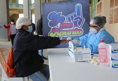 Cajamarca: aplican 400 pruebas de descarte de COVID-19 a transportistas