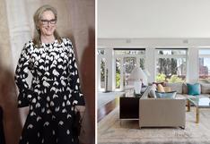 Meryl Streep cumple 72 años: así era su espectacular penthouse en Nueva York que vendió este año | FOTOS