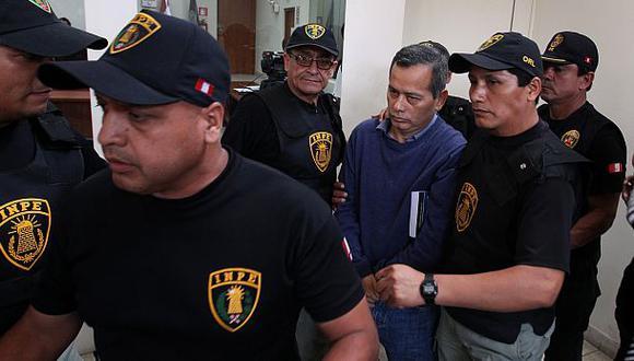 Fiscalía pide cinco años de cárcel para Rodolfo Orellana