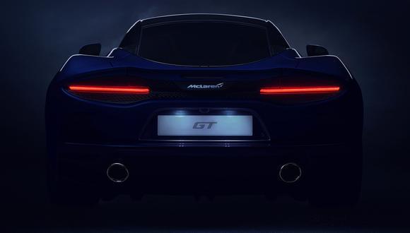 El lanzamiento oficial del McLaren GT está programado para el día 15 de mayo. (Fotos: McLaren).
