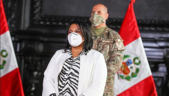 Ministra de Justicia, Ana Neyra, (Foto: Presidencia)