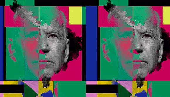 """""""Candidato Biden, por favor, cambie su plataforma económica, marque la diferencia con Trump y proponga un plan regional"""". (Ilustración: Giovanni Tazza)."""