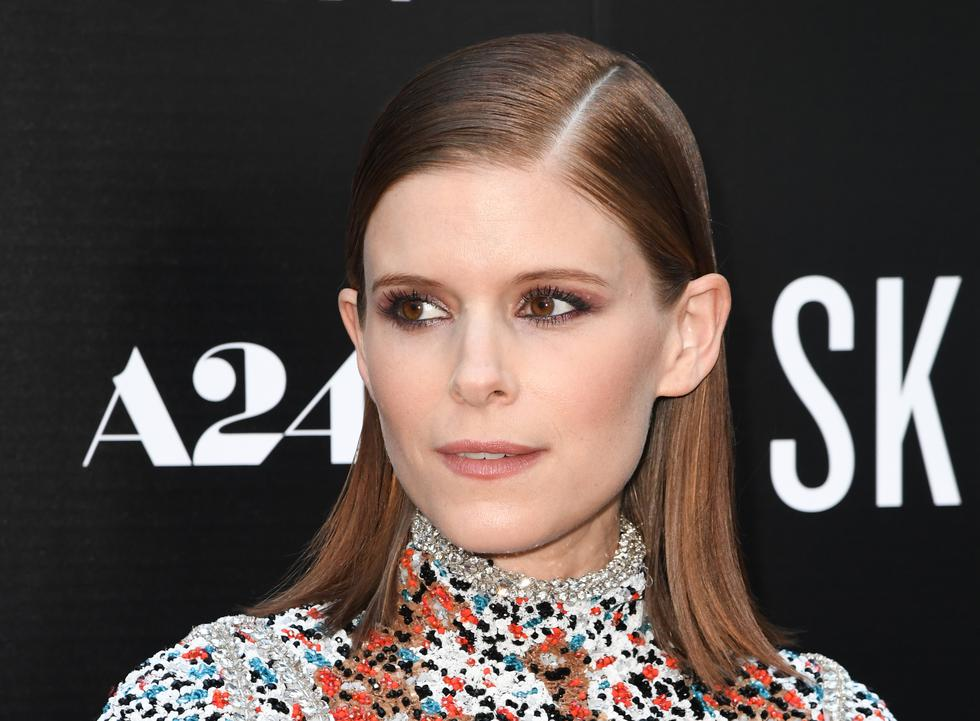 """American actress Kate Mara was part of the cast of """"Secret in the mountain"""".  His career in film and television has grown over the years.  His latest projects to date have been """"My days of Mercy"""" and """"Pose"""".  (Photo: Robyn Beck / AFP)"""