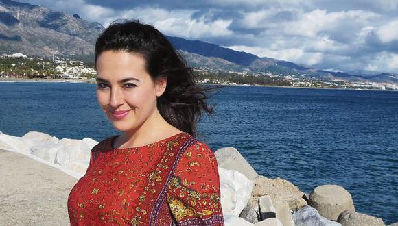 La escritora española Marina Perezagua en Perú [ENTREVISTA]