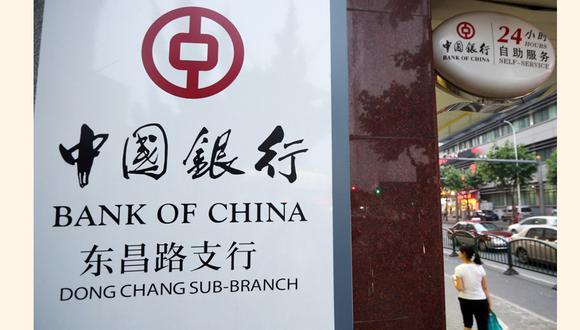 Autorizan el funcionamiento de Bank of China (Perú) como una empresa bancaria de operaciones múltiples. (Foto: Bloomberg)